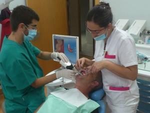 cerec 3 clinica dental diaz lopez